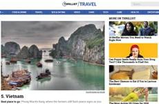Vietnam, uno de los cinco destinos más atractivos del Sudeste de Asia