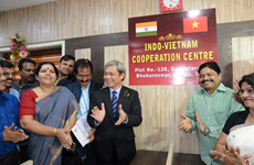 Establecen centro de cooperación India – Vietnam en Estado de Odisha