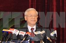 Líder partidista insta efectivos preparativos de XII Congreso Nacional de PCV