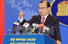 Vietnam refuta puntos de vistas erróneos en declaración de portavoz chino