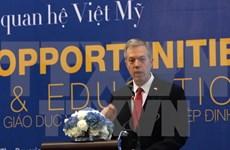 Perspectivas para cooperación económica y educacional Vietnam – EE.UU.