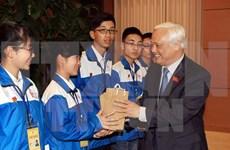 Enfatizan papel de jóvenes vietnamitas en fomento de gran unidad nacional