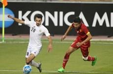 Vietnam pierde ante Jordania en campeonato asiático de sub – 23
