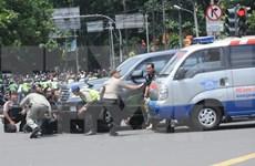 Ninguna víctima vietnamita en cadena de explosivos en Yakarta