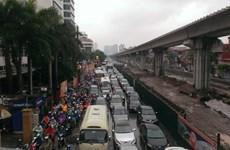 Hanoi apunta medidas para reducir congestión de tránsito