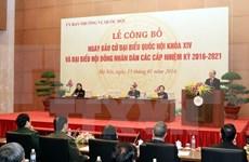 Elecciones parlamentarias se llevarán a cabo el 22 de mayo