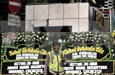 ASEAN y China condenan los atentados de Yakarta