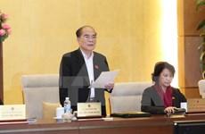 Reunión del Comité Permanente del Parlamento examina preparativos para elecciones