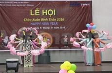 Festejan vietnamitas en el extranjero por Año Nuevo Lunar