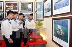 Exhibición sobre soberanía marítima e isleña en Vung Tau