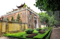 Australia ayuda a preservar Ciudadela Imperial Thang Long