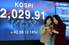 Estimulan cotización de valores de empresas vietnamitas en bolsa de Sudcorea