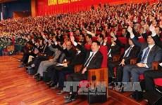 Inaugurarán mañana XII Congreso del Partido Comunista de Vietnam