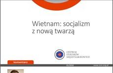 XII Congreso del PCV: Vietnam en renovación – desde punto de vista de Polonia