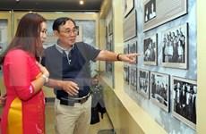 Exhibición sobre vida de exlíderes revolucionarios vietnamitas