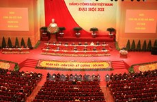 Imágenes de la inauguración del XII Congreso Nacional del Partido Comunista