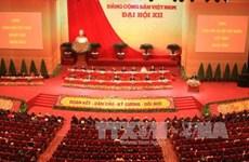 Inauguran el XII Congreso Nacional del Partido Comunista de Vietnam