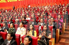 Emiten comunicado de prensa de sesión inaugural de XII Congreso de PCV