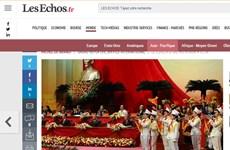 Opinión pública internacional elogia perspectiva económica de Vietnam
