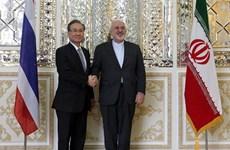 Irán y Tailandia fortalecen cooperación económica
