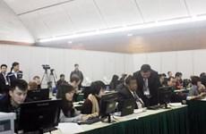 Centenares de periodistas foráneos cubren XII Congreso del PCV