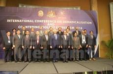 Dispuesto Vietnam a cooperar con comunidad internacional contra extremismo violento