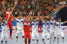 Selección vietnamita parte a Uzbekistán para campeonato asiático de futsal