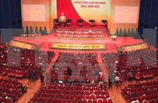 Comunicado de prensa sobre sesión de clausura del XII Congreso del PCV