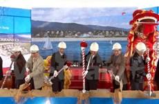 Inician construcción de complejo turístico de cinco estrellas en Thua Thien Hue
