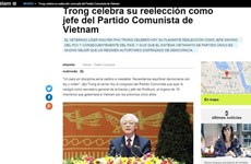 Telam de Argentina publica sobre Congreso del PCV