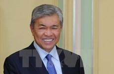 Vicepremier malasio inicia visita a China