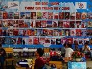 Celebran Festival Primaveral de Prensa en diferentes localidades de Vietnam