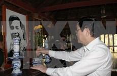 Presidente vietnamita visita Tay Ninh en primer día del Año de Mono