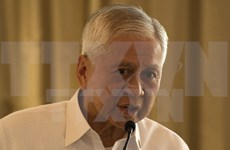 Renuncia ministro de Relaciones Exteriores de Filipinas