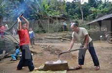 Comunidad minoritaria en extremo occidental de Vietnam celebra su Tet