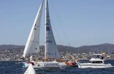Da Nang ultima preparativos de la vuelta de vela Clipper Race