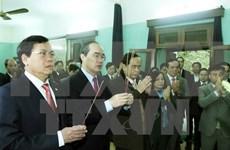 Dirigente del Frente de Patria rinde homenaje al Presidente Ho Chi Minh