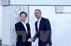 Actividades de premier vietnamita en Cumbre especial ASEAN - EE.UU.