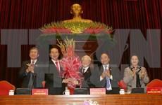 Líderes mundiales felicitan al secretario general del PCV por su reelección