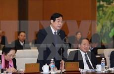 Comité Permanente de Asamblea Nacional continúa debates