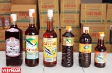Salsa de pescado Cat Hai, marca favorita en el mercado