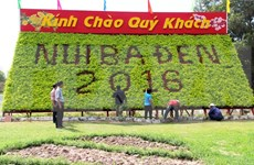 Complejo turístico de montaña Ba Den recibe al millonésimo visitante