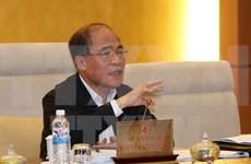Asamblea Nacional de Vietnam revisa actividades en la XIII legislatura