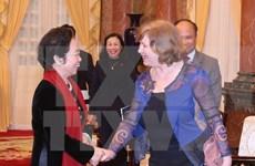 Vietnam solicita a Francia temprana ratificación del PCA
