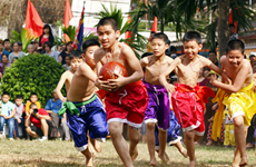 Tradiciones de Vietnam, el singular Festival Vat Cau