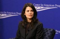 Preocupada embajadora estadounidense por acciones de China en Mar del Este