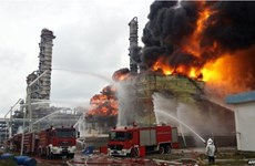 Indonesia: siete muertos y seis heridos en explosión de una planta eléctrica