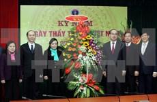 Celebran en Vietnam Día Nacional del Médico