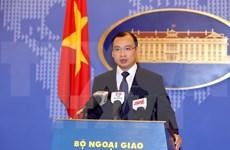 Vietnam reclama comportamiento responsable y constructivo en Mar del Este