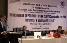 Vietnam invita a empresas indias a invertir en la industria textil